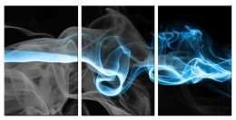 Tranh khói ngệ thuật đương đại
