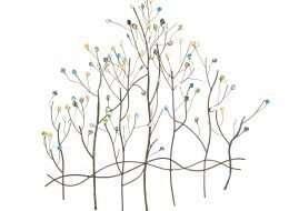 Tranh in cây nhân tạo cách điệu