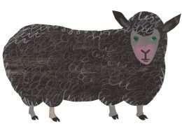 Bức tranh chú cừu ngây thơ
