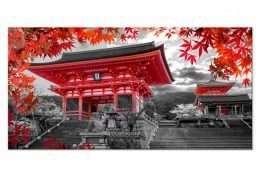 Tranh in phong cảnh Kyoto Nhật bản