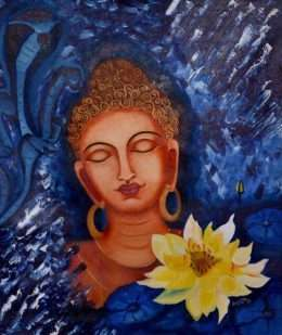 Tranh lời Phật dạy