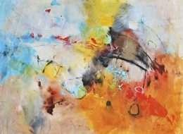 Tranh in nghệ thuật trừu tượng đương đại