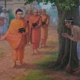 Tranh vẽ cuộc đời đức phật 1-18014