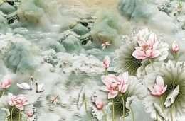 Canh dong hoa Sen 5-2002
