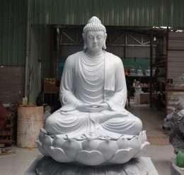 Tượng composit tượng phật Bổn sư thích ca 2,1m 6-3002