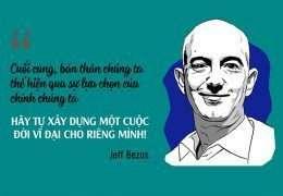 Tranh động lực Jeff Bezos - Hãy xây dựng cuộc đời vĩ đại cho riêng mình 3-3150