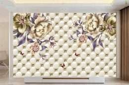 Tranh dan tuong hoa la Hoa nghe thuat 2 5-16014