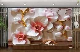 Tranh dan tuong hoa la hoa nghe thuat 5-16016