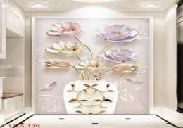 Tranh dan tuong hoa la mai vang khoe sac 5-16023