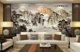 Tranh dan tuong son thuy 5-11001