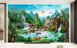 Tranh dan tuong son thuy 5-11011
