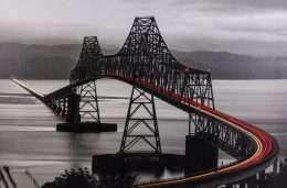 Tranh in cầu boomerang 4-3035