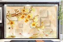Tranh in hoa khoa sac 5-1015