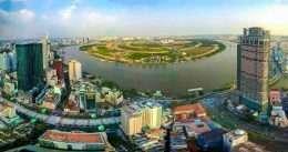Tranh paronama mot goc Thu Thiem Sai Gon 5-6007