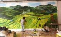 tranh tường 1-23005