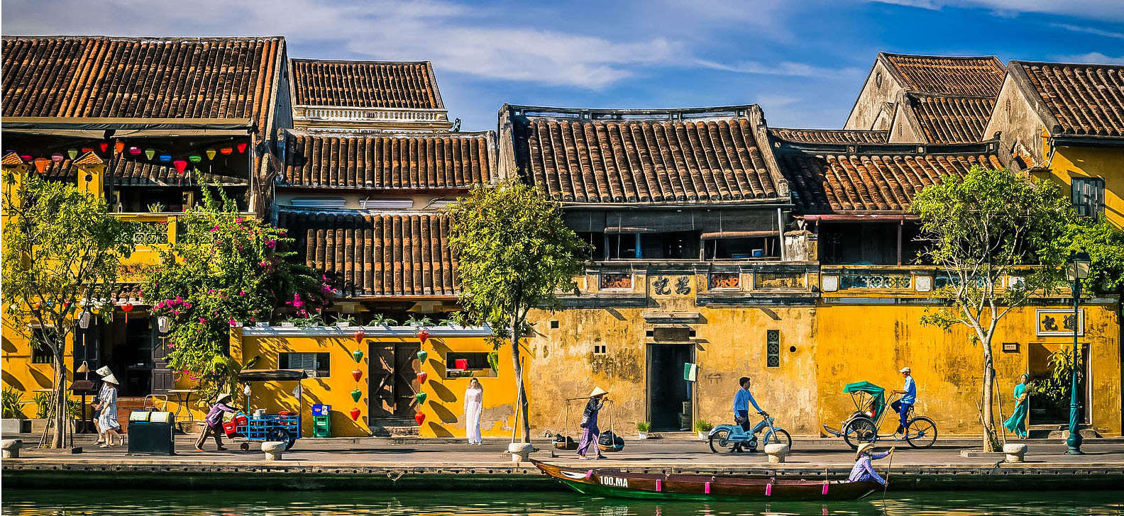 panorama pho co hoi an